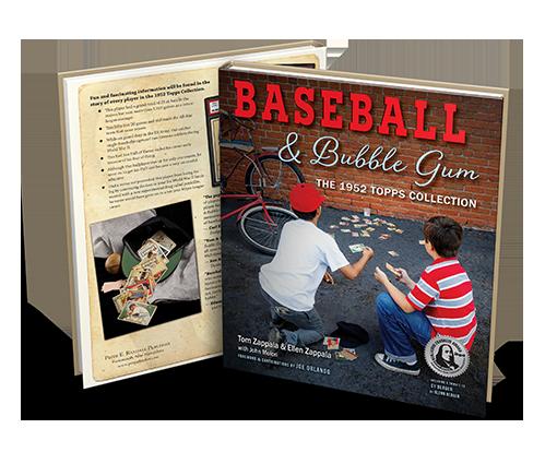 Baseball & Bubblegum - The 1952 Topps Collection